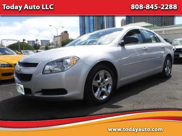 Chevrolet Malibu 2011 $6995.00 incacar.com