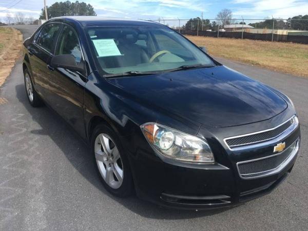 Chevrolet Malibu 2011 $3499.00 incacar.com