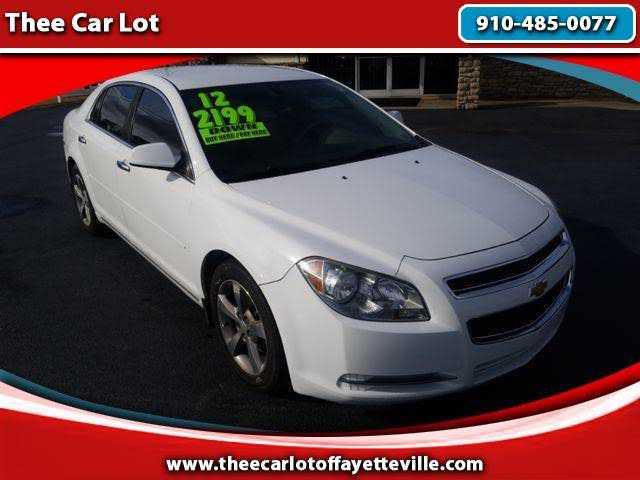 Chevrolet Malibu 2012 $8995.00 incacar.com