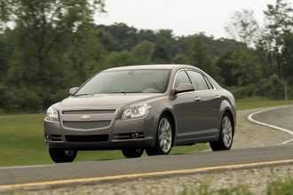 Chevrolet Malibu 2012 $1502.00 incacar.com