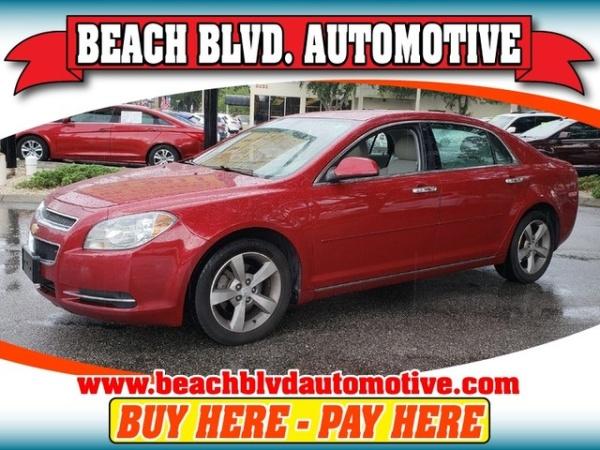 Chevrolet Malibu 2012 $5988.00 incacar.com