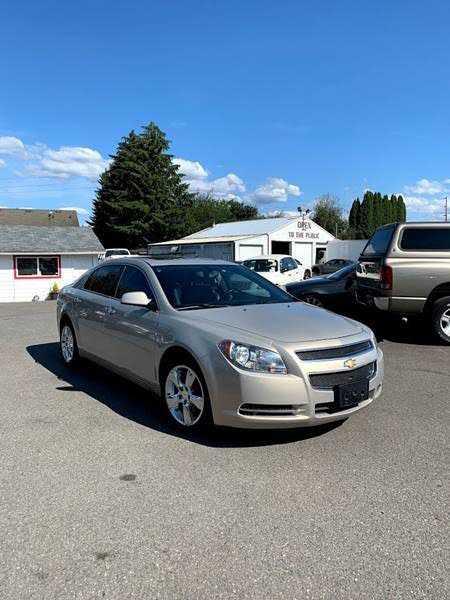 Chevrolet Malibu 2012 $4599.00 incacar.com