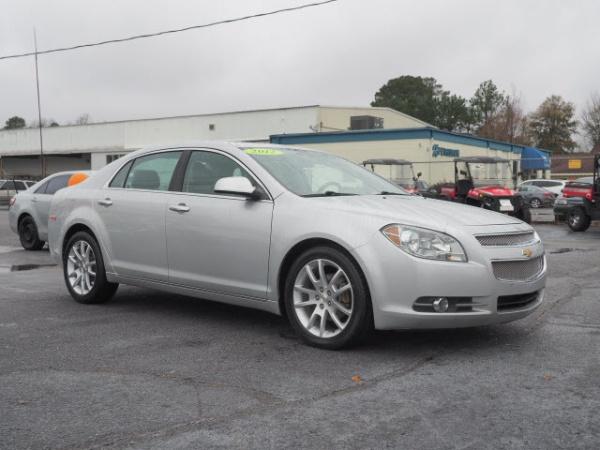 Chevrolet Malibu 2012 $5400.00 incacar.com