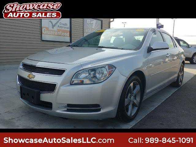 Chevrolet Malibu 2012 $4495.00 incacar.com
