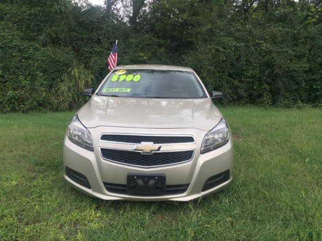 Chevrolet Malibu 2013 $7200.00 incacar.com