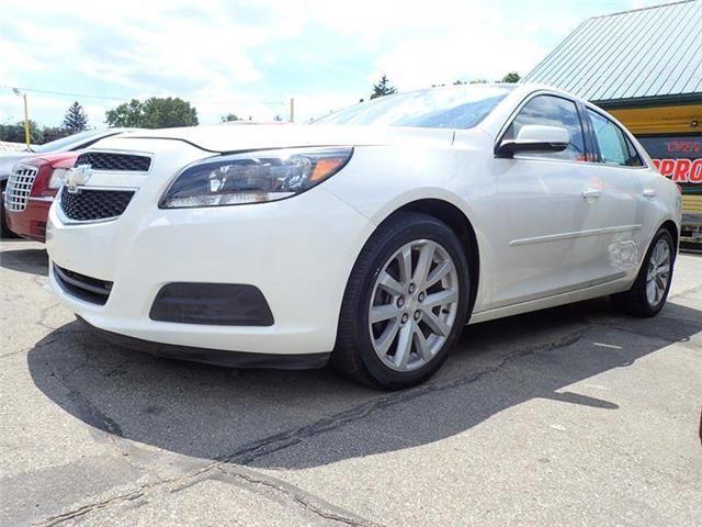 Chevrolet Malibu 2013 $7495.00 incacar.com