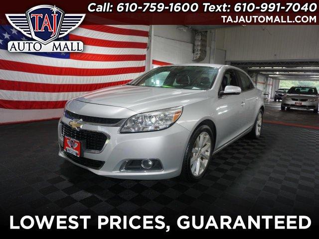 Chevrolet Malibu 2014 $7977.00 incacar.com