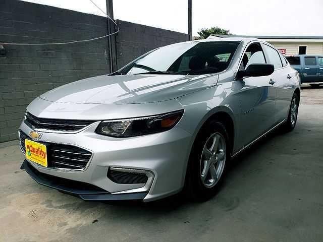 Chevrolet Malibu 2017 $18250.00 incacar.com