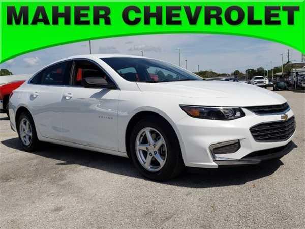 Chevrolet Malibu 2018 $17769.00 incacar.com