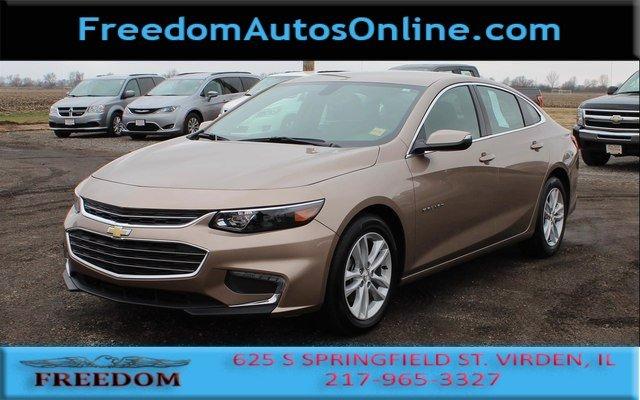 Chevrolet Malibu 2018 $20998.00 incacar.com