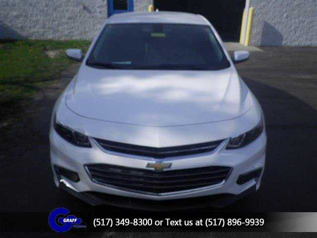 Chevrolet Malibu 2018 $25287.00 incacar.com