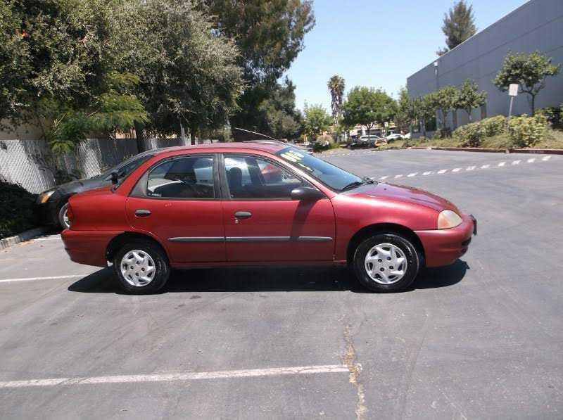 Chevrolet Metro 2000 $1795.00 incacar.com