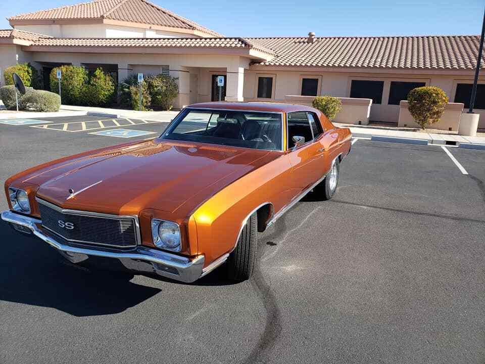 Chevrolet Monte Carlo 1971 $20000.00 incacar.com
