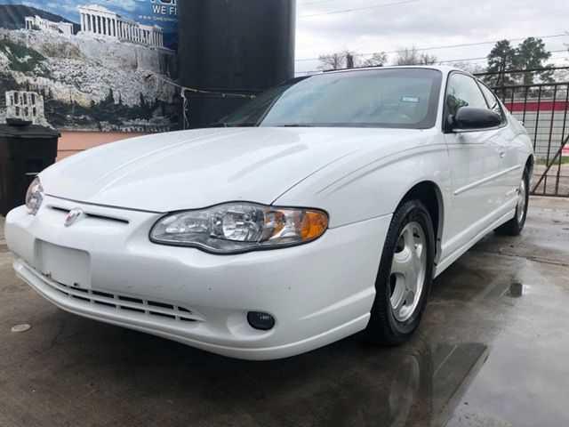 Chevrolet Monte Carlo 2000 $4999.00 incacar.com