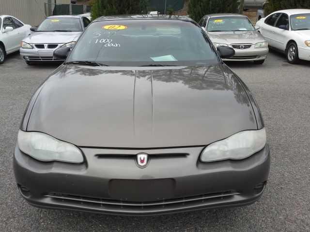 Chevrolet Monte Carlo 2002 $4995.00 incacar.com