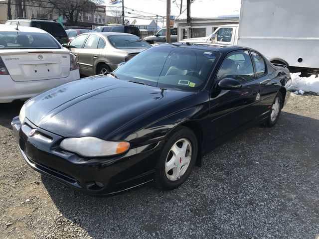 Chevrolet Monte Carlo 2002 $1399.00 incacar.com