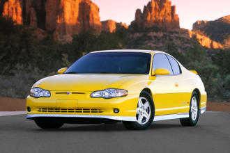 Chevrolet Monte Carlo 2004 $1555.00 incacar.com