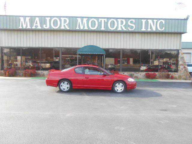 Chevrolet Monte Carlo 2007 $6900.00 incacar.com
