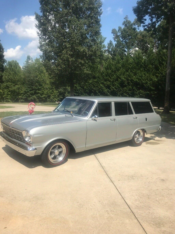 Chevrolet Nova 1964 $18000.00 incacar.com
