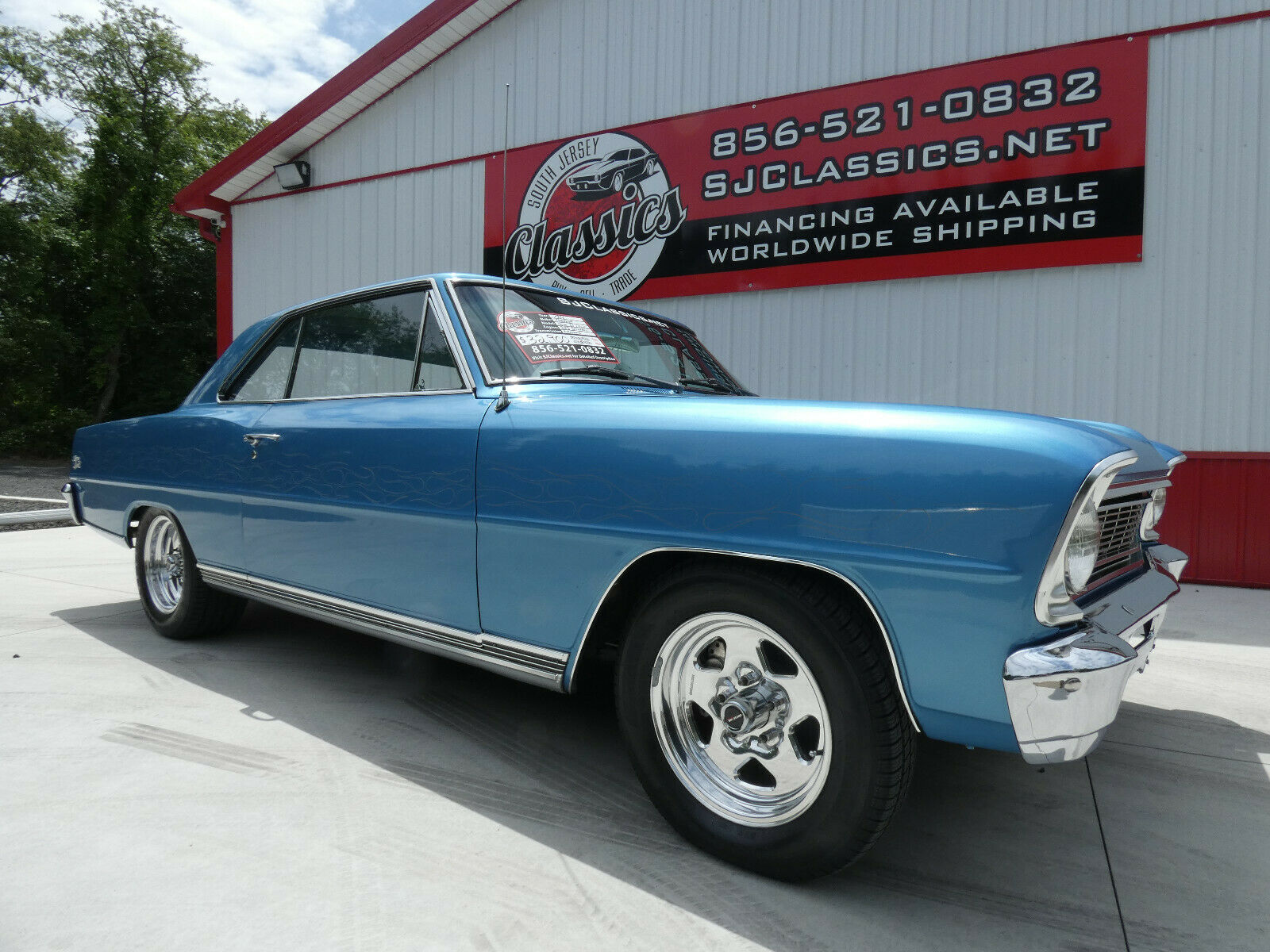 Chevrolet Nova 1966 $31900.00 incacar.com