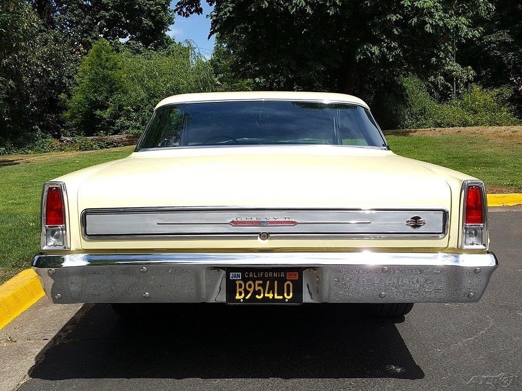 Chevrolet Nova 1966 $29100.70 incacar.com