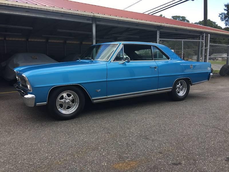 Chevrolet Nova 1966 $39900.00 incacar.com