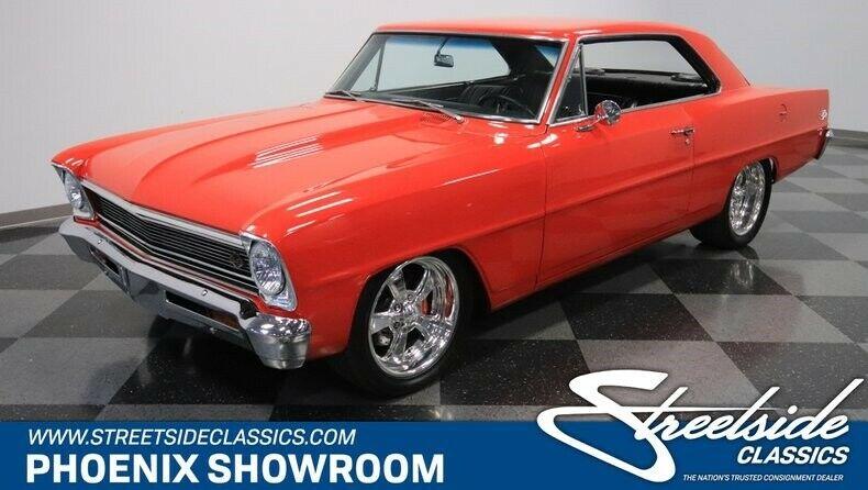 Chevrolet Nova 1966 $64995.00 incacar.com