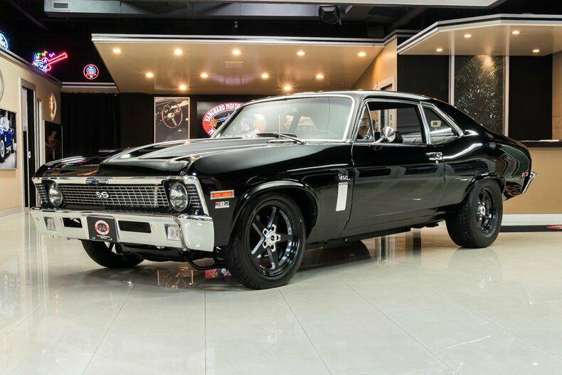 Chevrolet Nova 1970 $54900.00 incacar.com