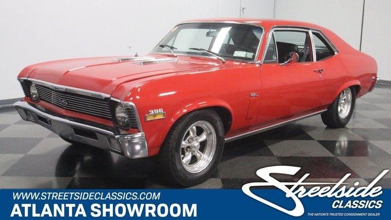 Chevrolet Nova 1970 $51995.00 incacar.com