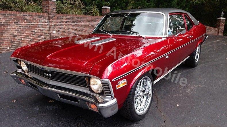 Chevrolet Nova 1970 $24500.00 incacar.com