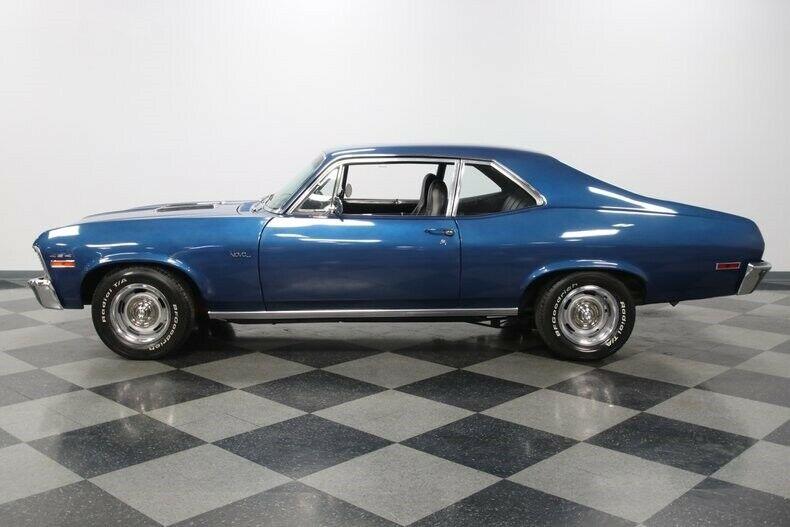 Chevrolet Nova 1971 $31995.00 incacar.com