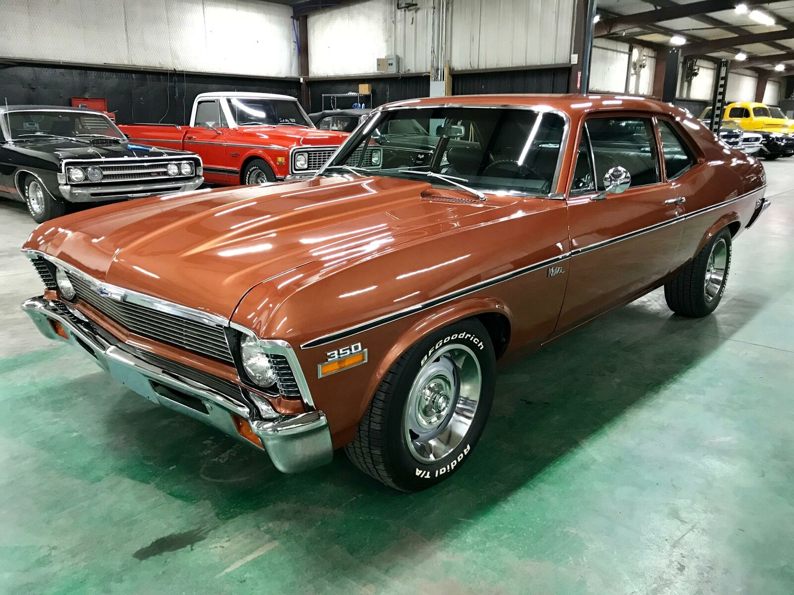 Chevrolet Nova 1971 $23500.00 incacar.com