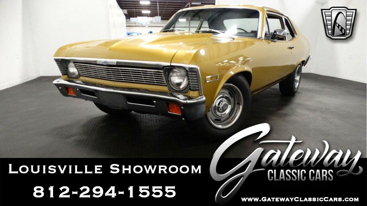 Chevrolet Nova 1972 $4400.00 incacar.com