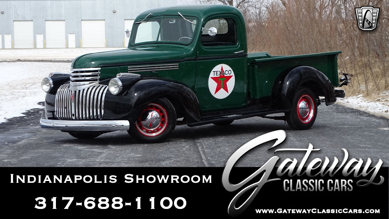 Chevrolet Other Pickups 1946 $29595.00 incacar.com