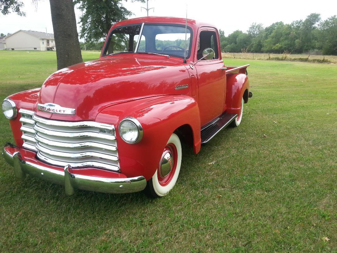 Chevrolet Other Pickups 1950 $39900.00 incacar.com
