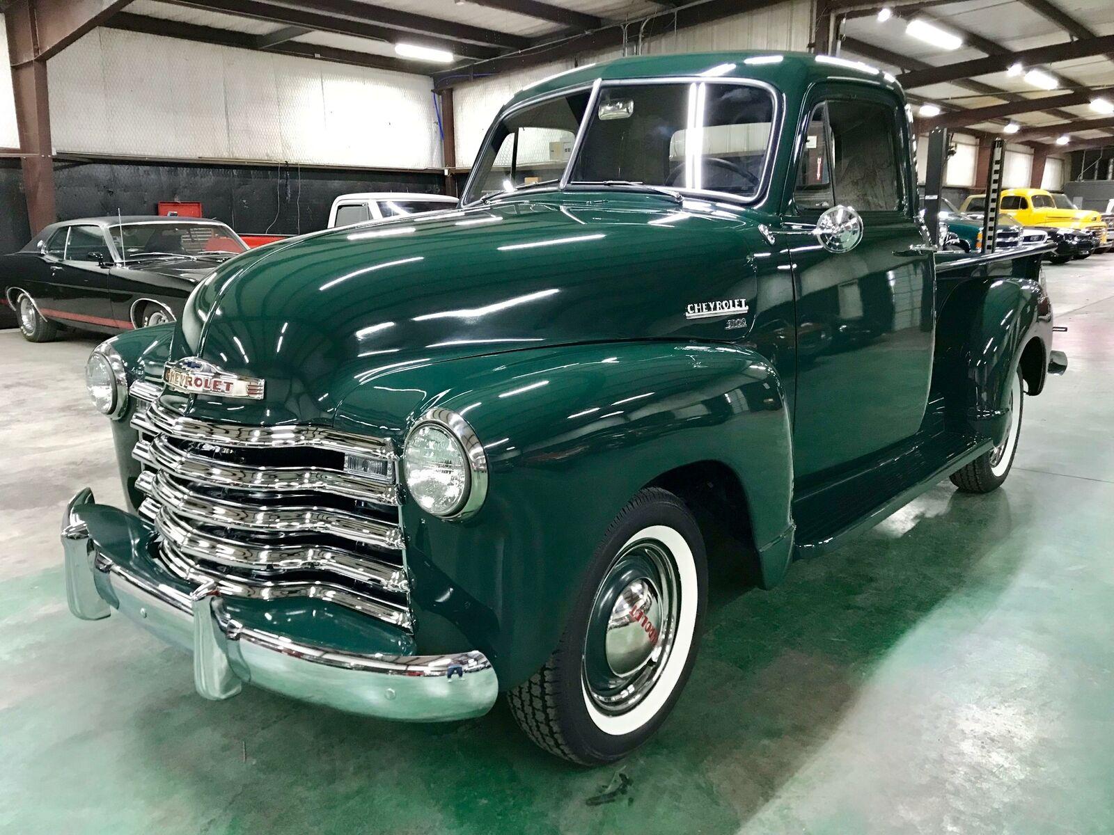 Chevrolet Other Pickups 1951 $26500.00 incacar.com