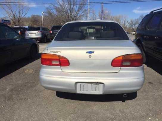 Chevrolet Prizm 2001 $2600.00 incacar.com