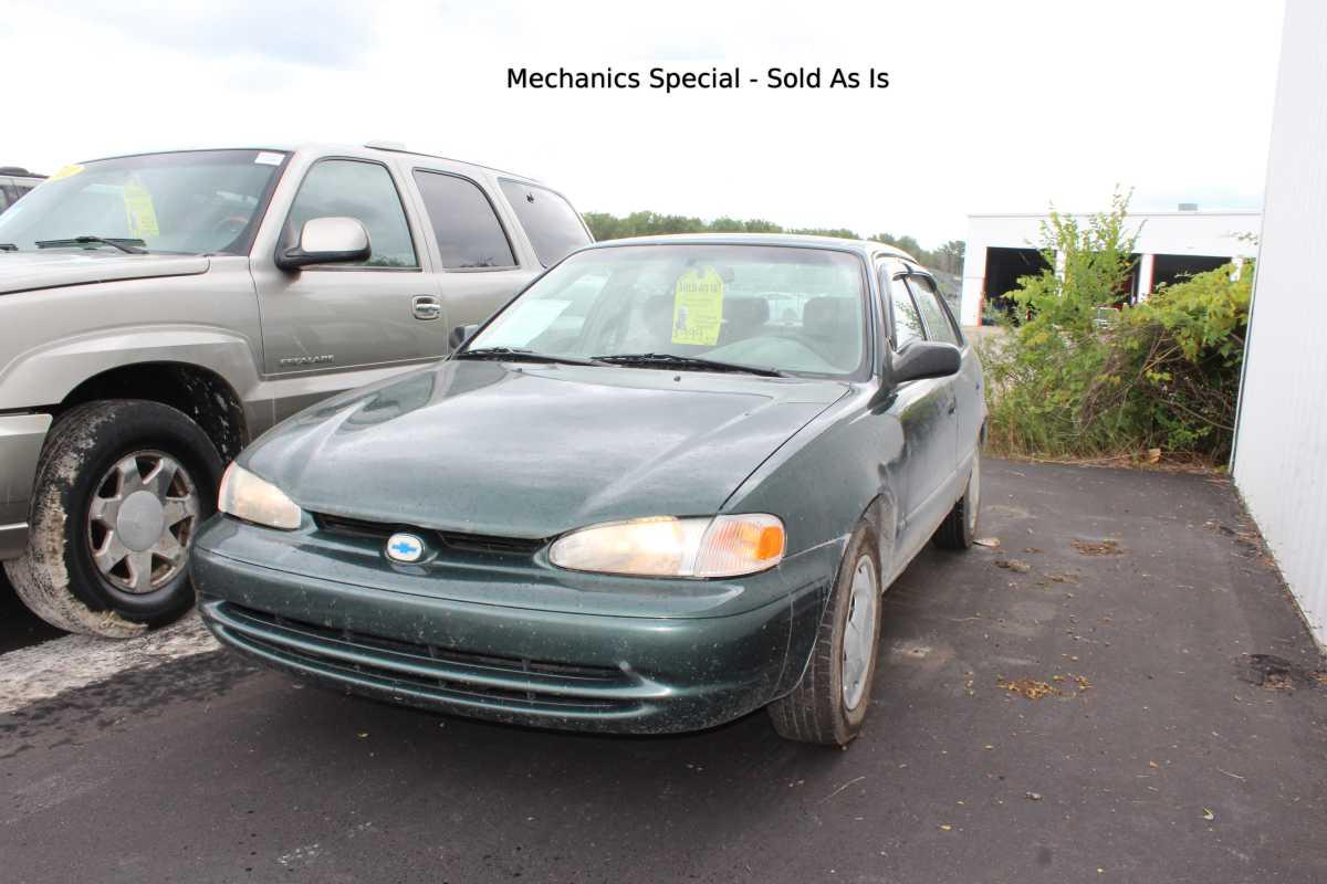 Chevrolet Prizm 2002 $999.00 incacar.com