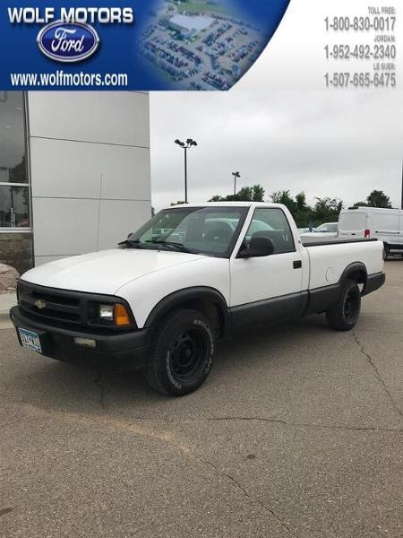 Chevrolet S-10 1996 $3177.00 incacar.com