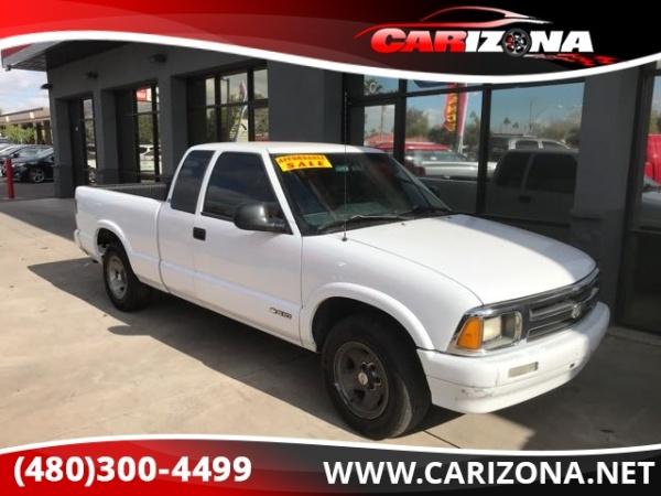 Chevrolet S-10 1997 $4499.00 incacar.com