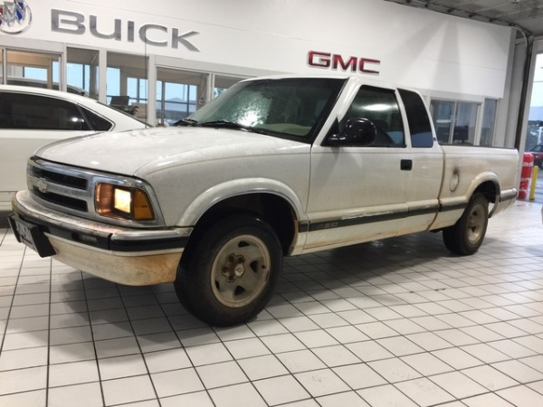Chevrolet S-10 1997 $2788.00 incacar.com