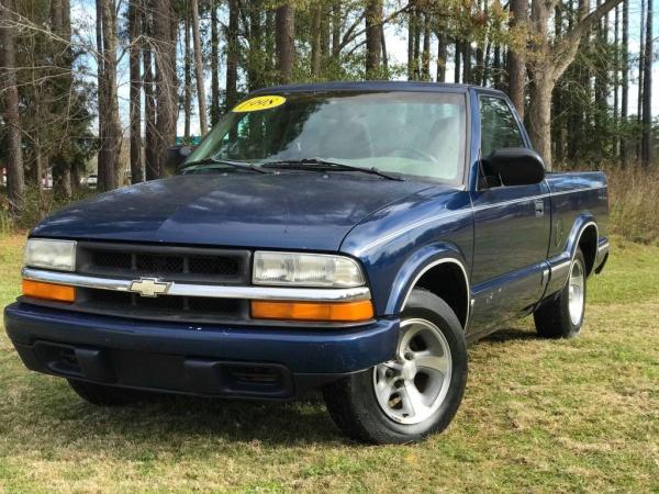 Chevrolet S-10 1998 $4995.00 incacar.com