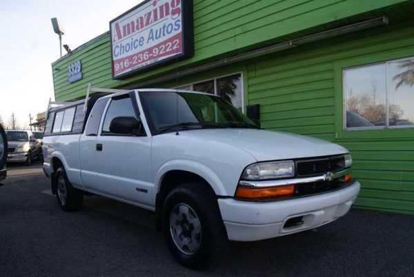 Chevrolet S-10 1999 $4995.00 incacar.com