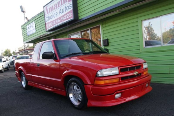 Chevrolet S-10 2000 $5995.00 incacar.com
