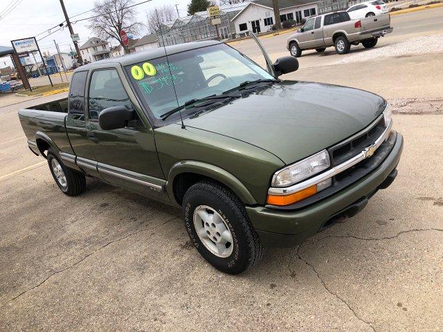 Chevrolet S-10 2000 $3495.00 incacar.com