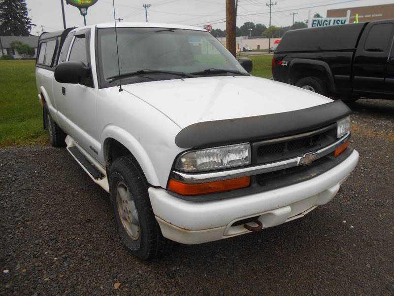 Chevrolet S-10 2001 $1000.00 incacar.com
