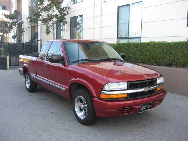 Chevrolet S-10 2001 $3850.00 incacar.com