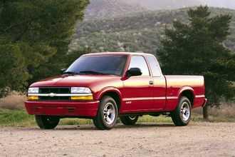 Chevrolet S-10 2001 $4495.00 incacar.com