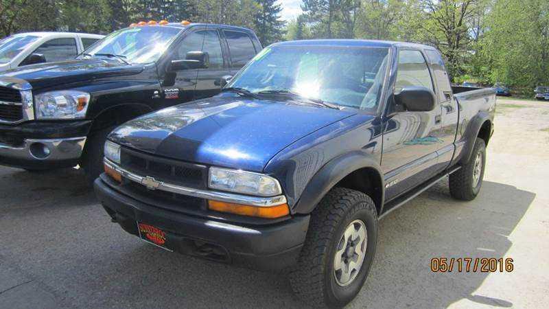 Chevrolet S-10 2001 $6495.00 incacar.com