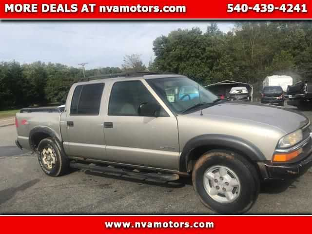 Chevrolet S-10 2002 $2900.00 incacar.com